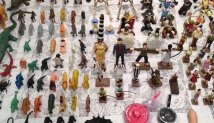 Bazar de Miniaturas | Atividade Laitos