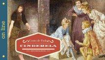 """Logotipo da atividade """"Contos de Fada: A Gata Borralheira (Cinderela) - II"""""""