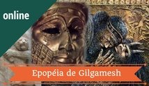 "Logotipo da atividade ""Mito: Epopeia de Gilgamesh (II)"""