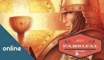 """Logotipo da atividade """"Mito: Parsifal (II)"""""""