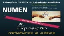 Exposição no I Simpósio NUMEN de Psicologia Analítica