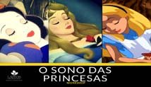 O sono das princesas nos Contos de Fada