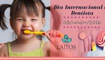Dia Internacional do Dentista.