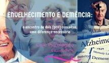 III Café Psicológico - Palestra Envelhecimento e Demência