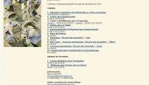 Programação Atividades | 2o. Semestre 2010