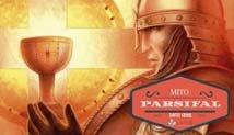 """Logotipo da atividade """"Parsifal: A Lenda do Graal"""""""