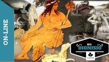 "Logotipo da atividade ""Mito: Dionísio (II)"""